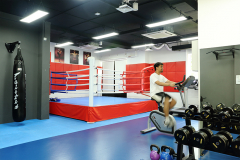 Maintaining a pleasant environment for personal fitness